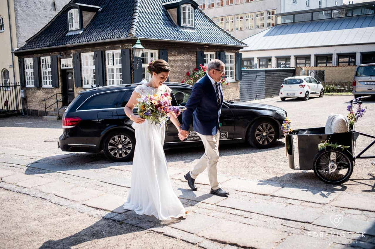 Christianskirken kbh bryllup