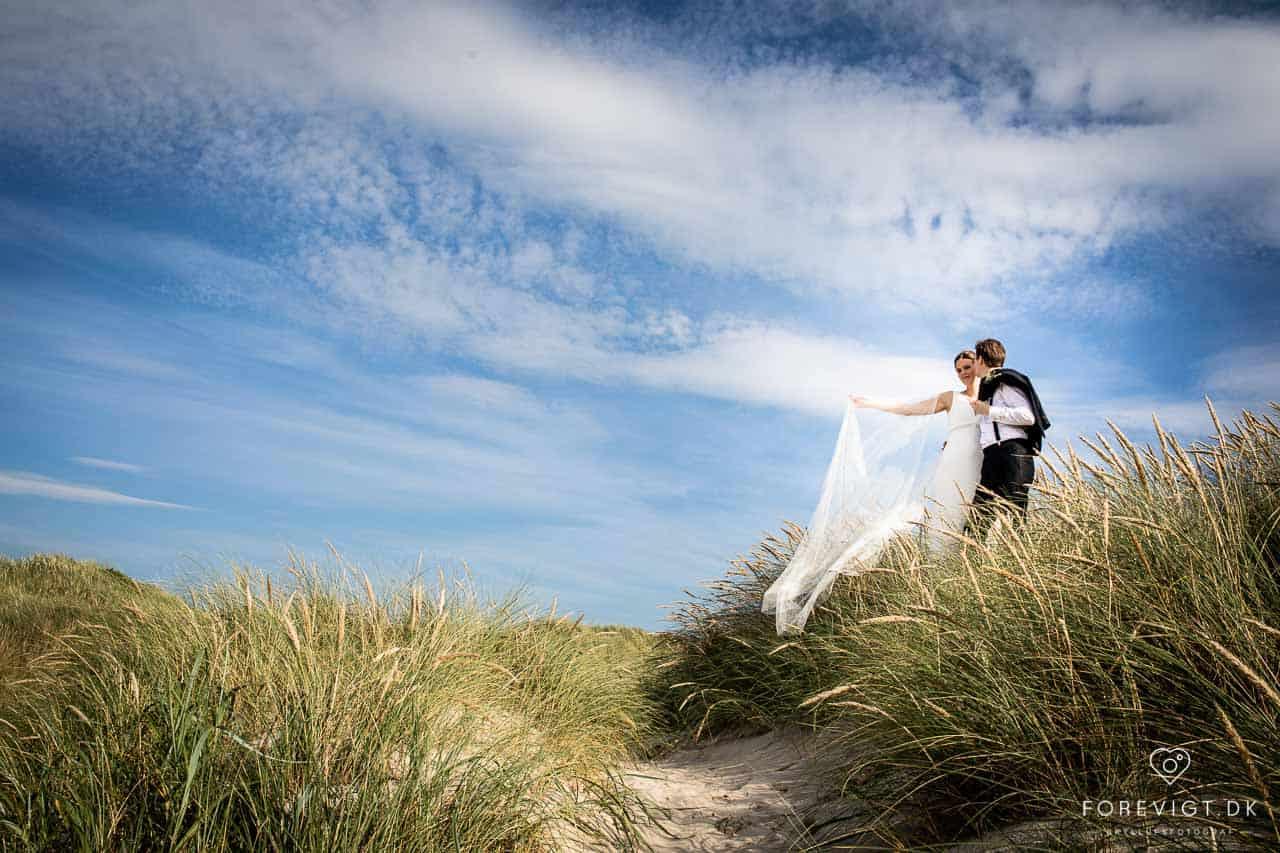 bryllup ved vandet Ballerup