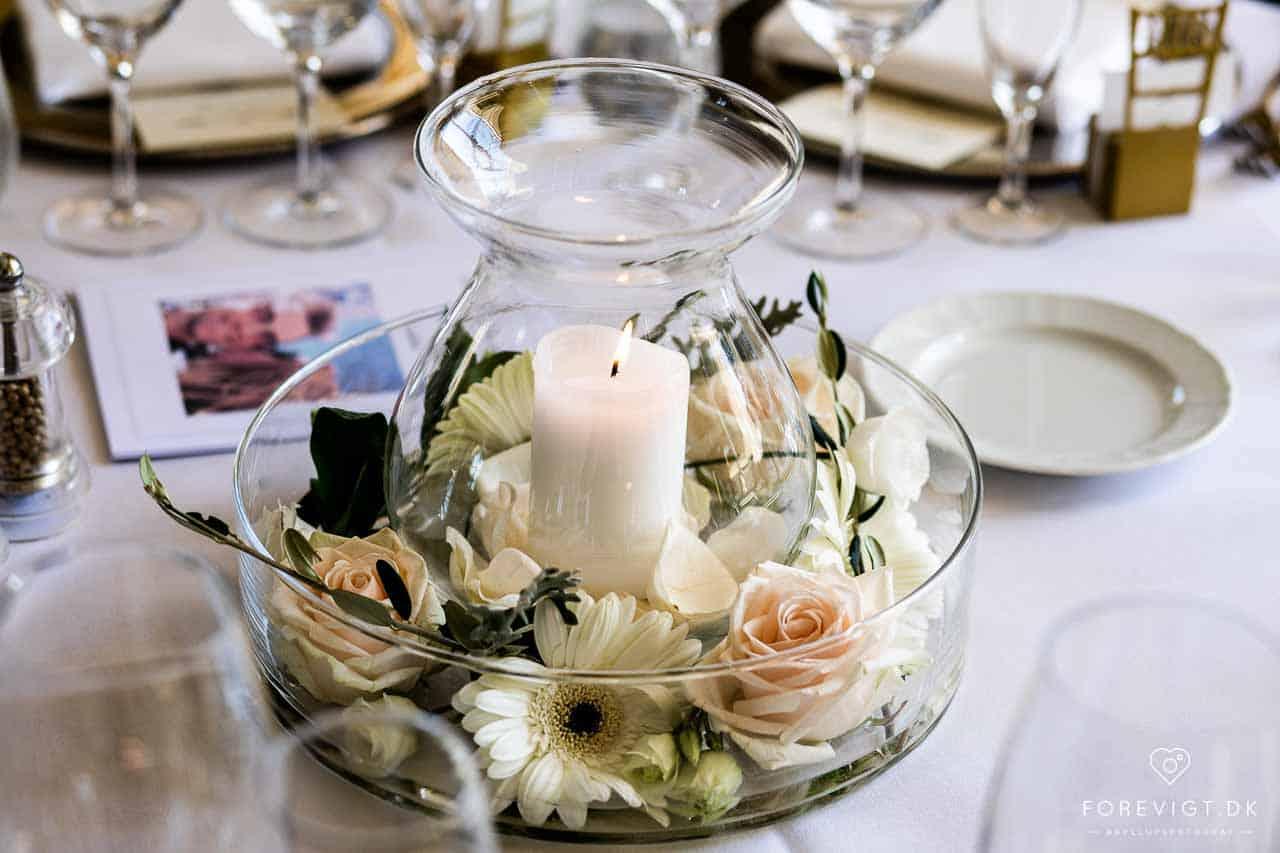 Vælg de rigtige farvenuancer til brylluppet