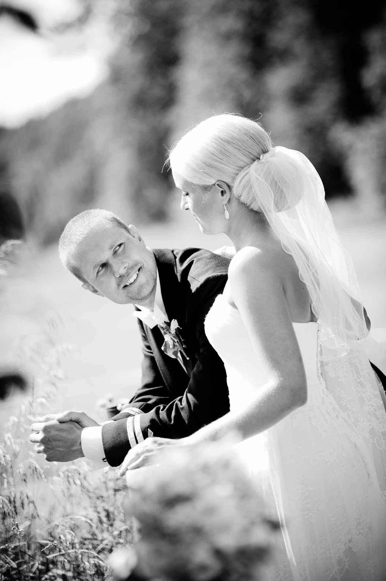 4 måneder inden brylluppet