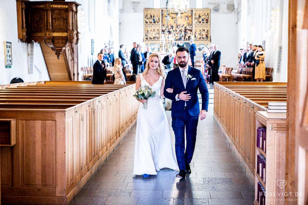 Ideer til hvor man kan holde bryllup i Århus?