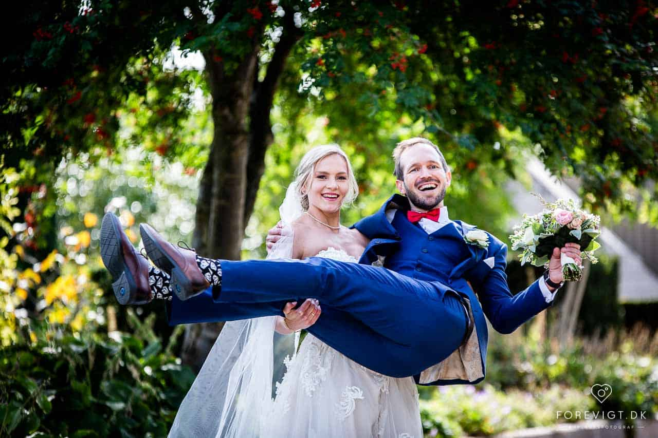 Bryllupsfotograf Ringsted - Bryllup