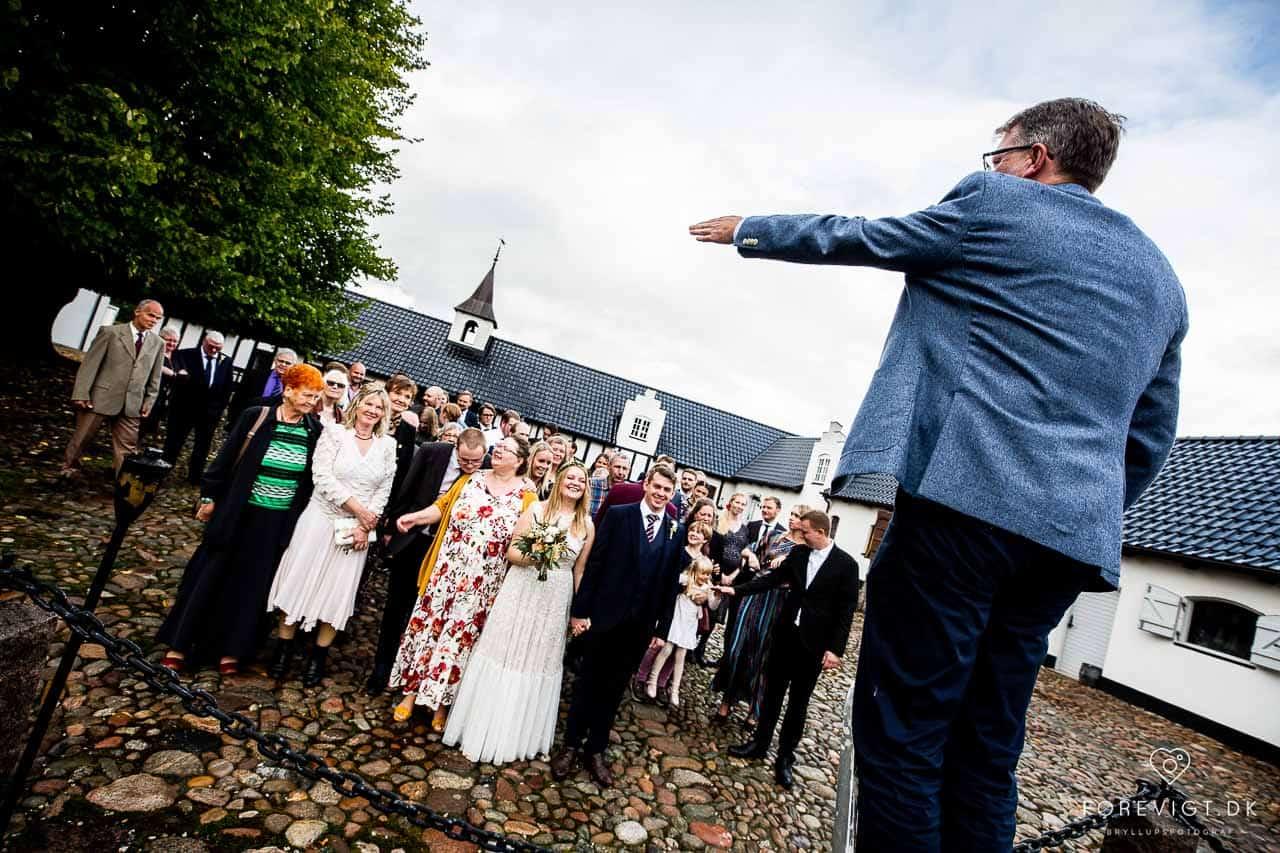 Bryllupsfotograf i Herning | Forevig jeres bryllupsfest