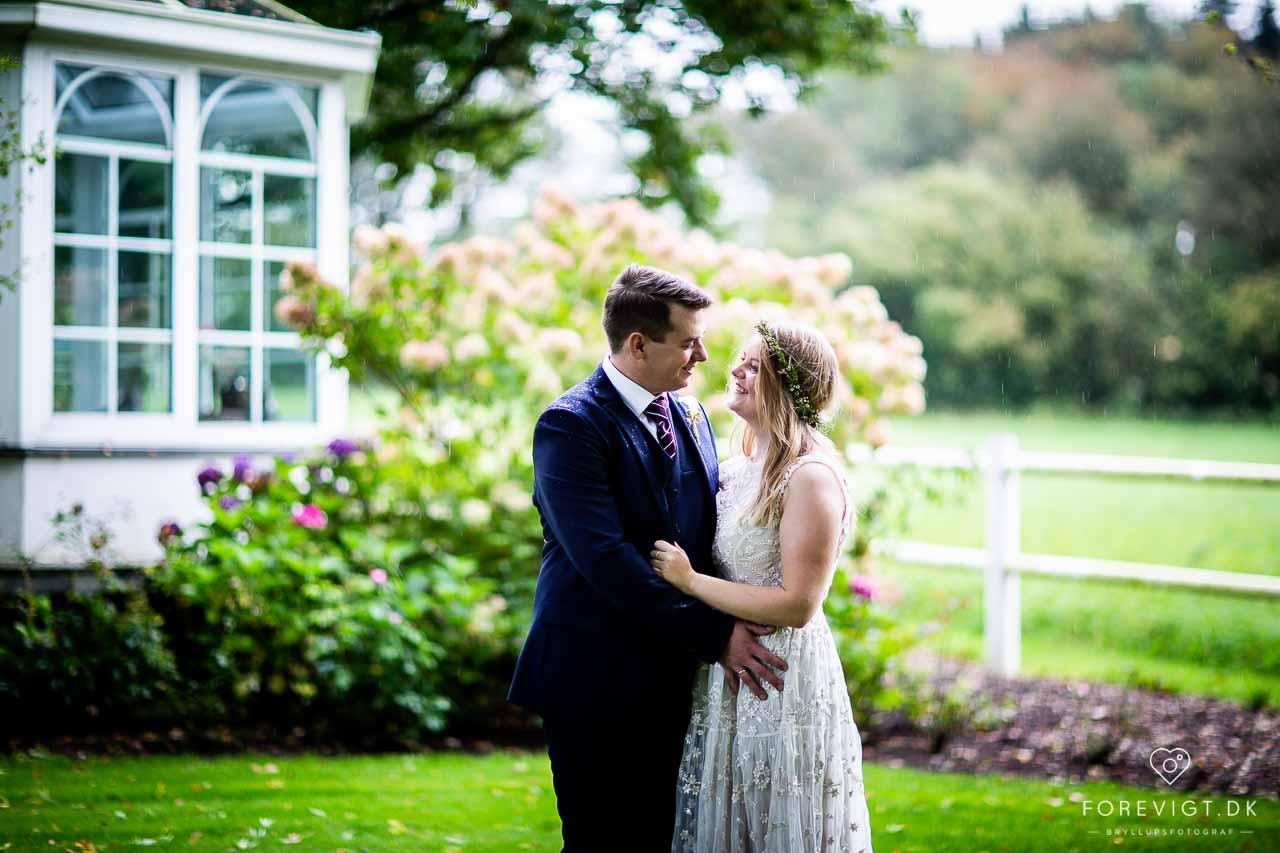Bryllup Neder Kjærsholm Hovedgaard
