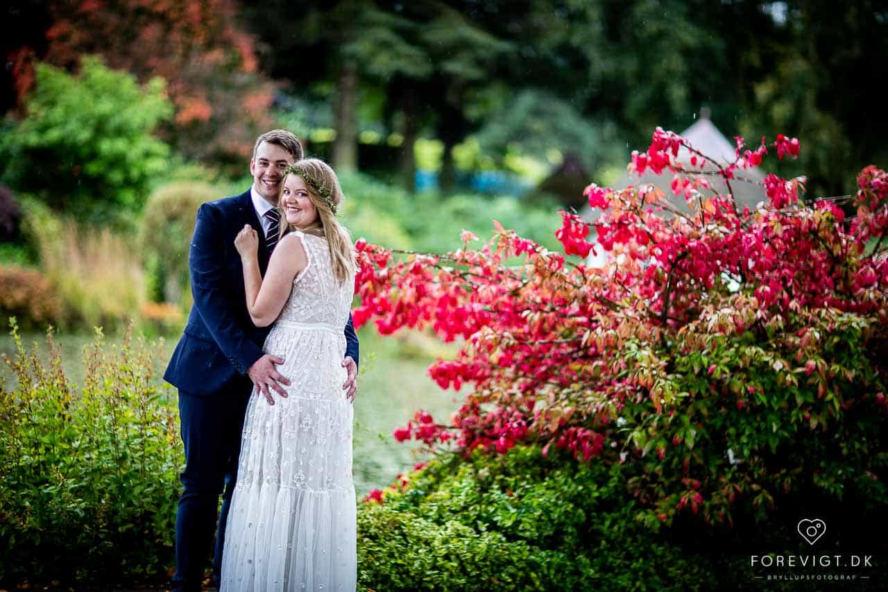 Herning - Bryllupsfotograf til Kreative bryllupsbilleder