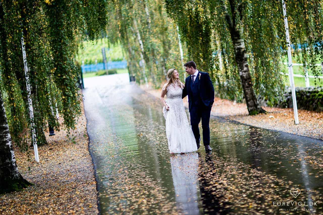 Neder Kjærsholm bryllup
