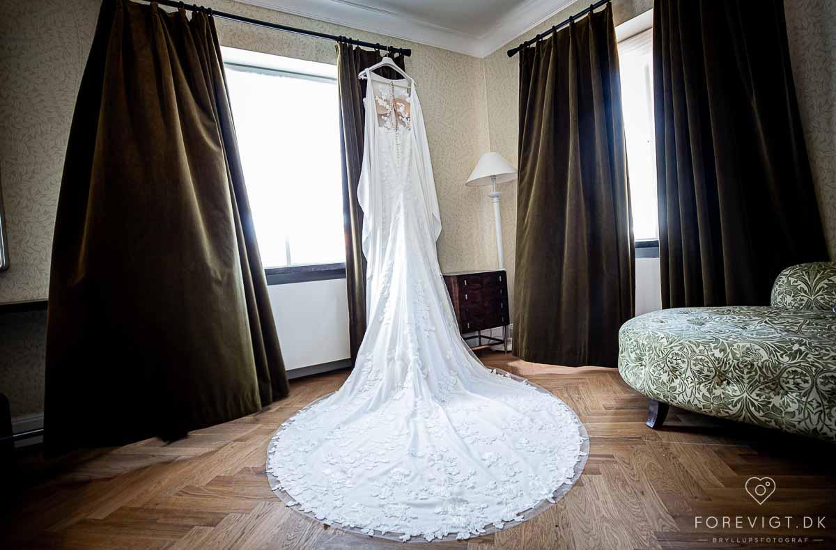 Professionel bryllupsfotograf Bindslev til bryllup