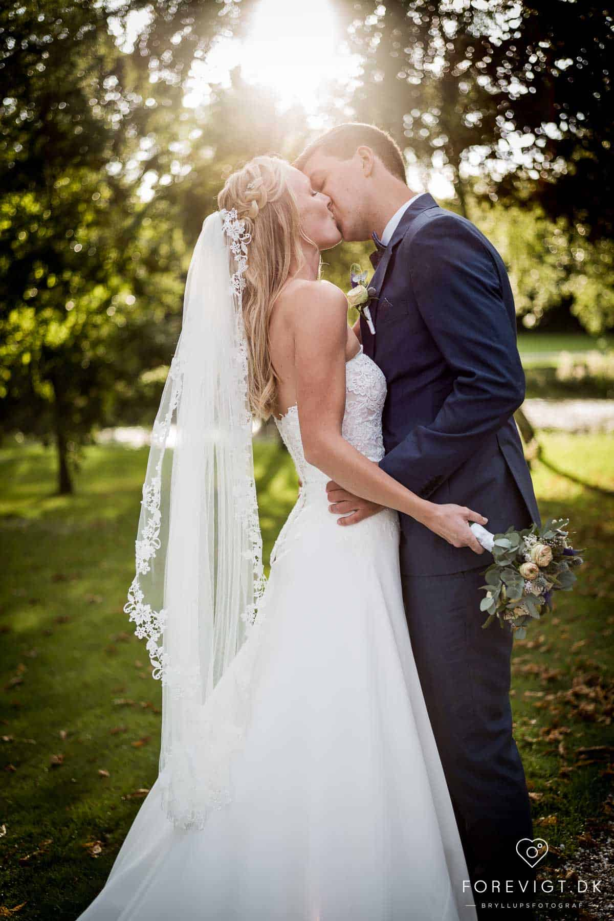 Bryllupsfotografer Bjerringbro