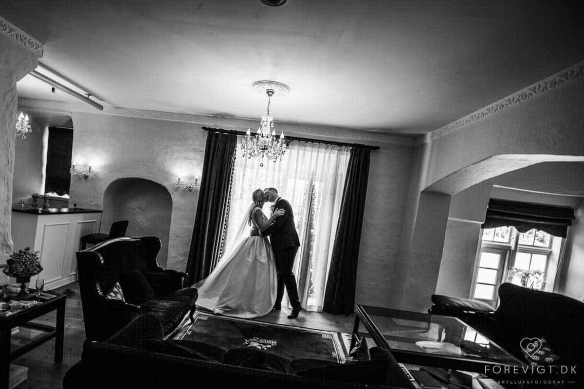 Bryllupsfotograf Glostrup - Bryllupsfotograf til den store dag