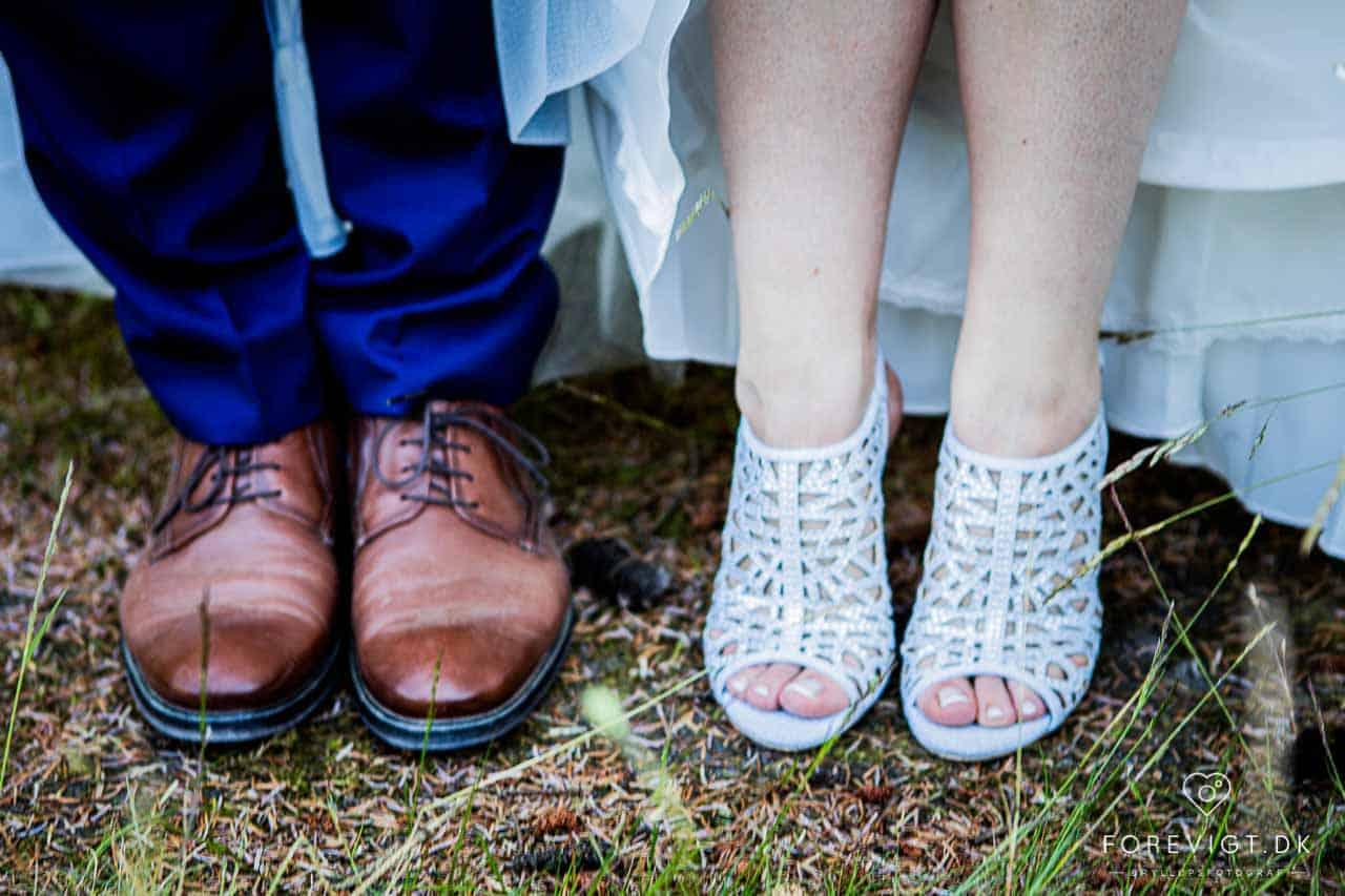 Professionel bryllupsfotograf til bryllup