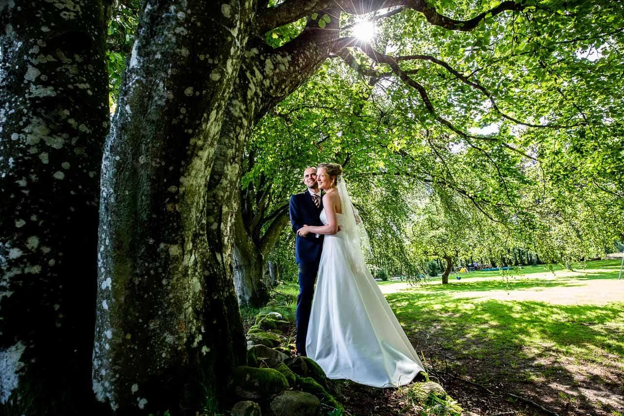 bryllupsfoto i Haderslev