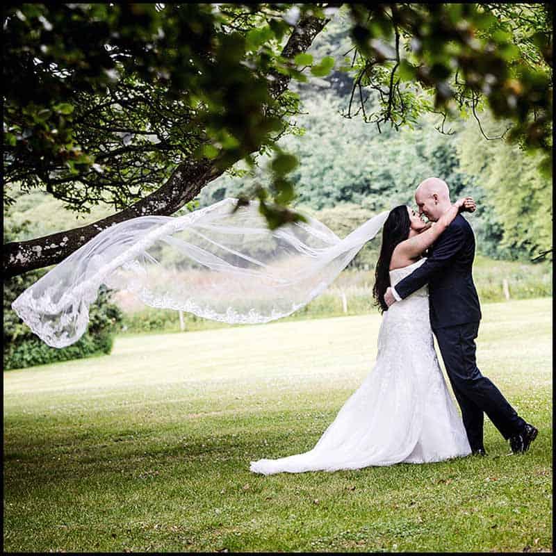 bryllupsfoto i Bjerringbro