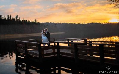 Bryllupsfotograf Bramming