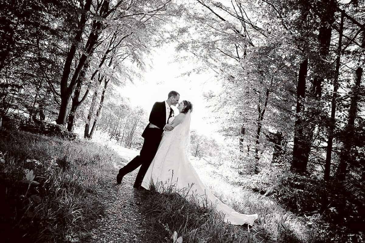 slot bryllup | Bryllupsfotograf Dronninglund