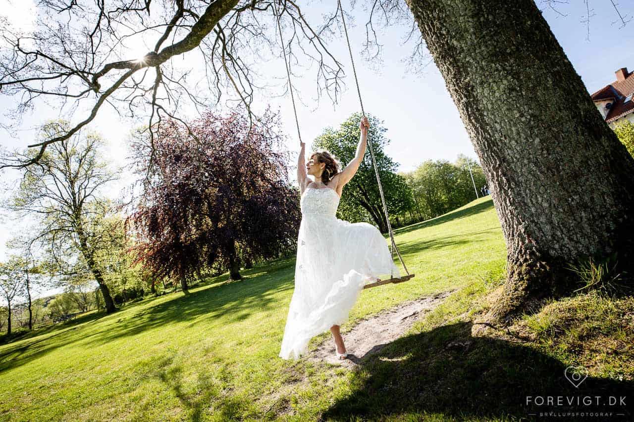 Bryllup i Bindslev Nordjylland