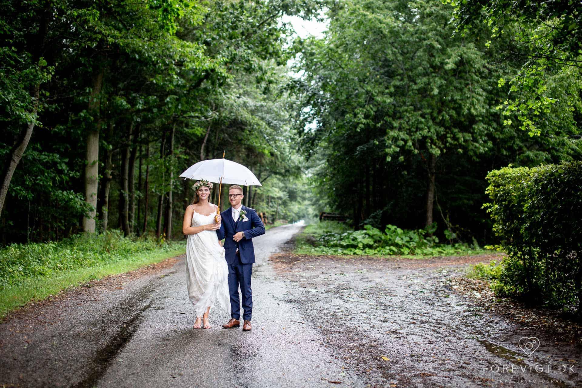 Bryllupsportrætter - Fotograf bryllup