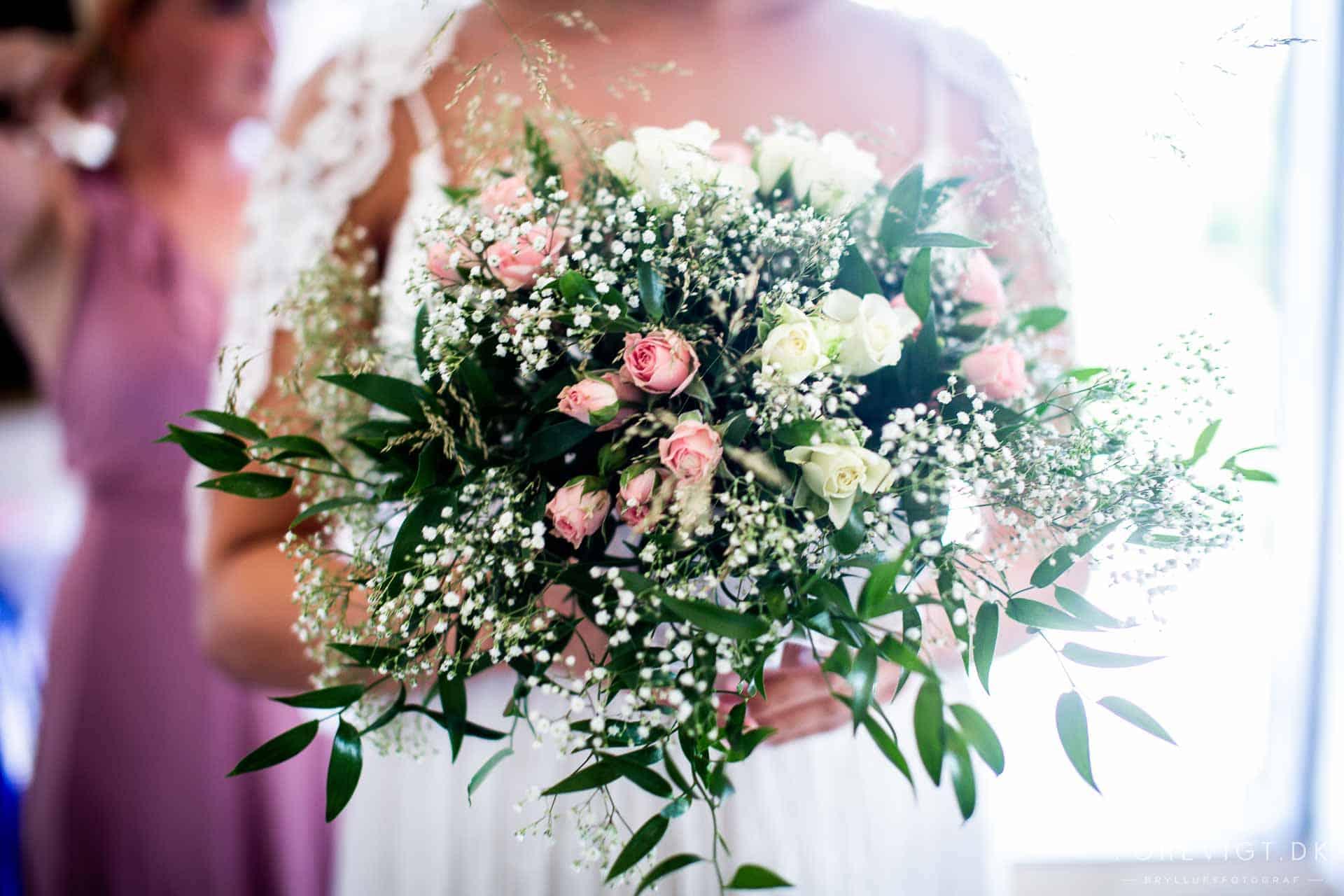 brudebuket fyn