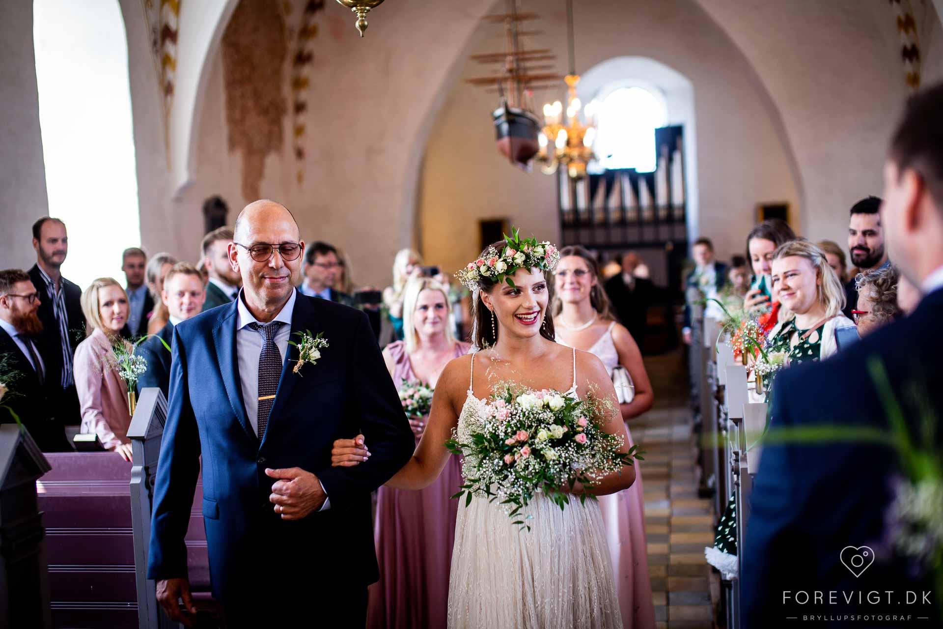 Vil I holde jeres bryllup i unik og fredet natur med udsigt til Storebælt?