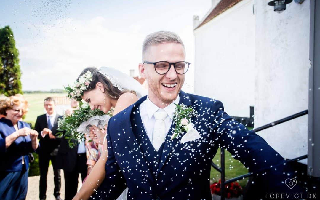 Øbjerggaard bryllup