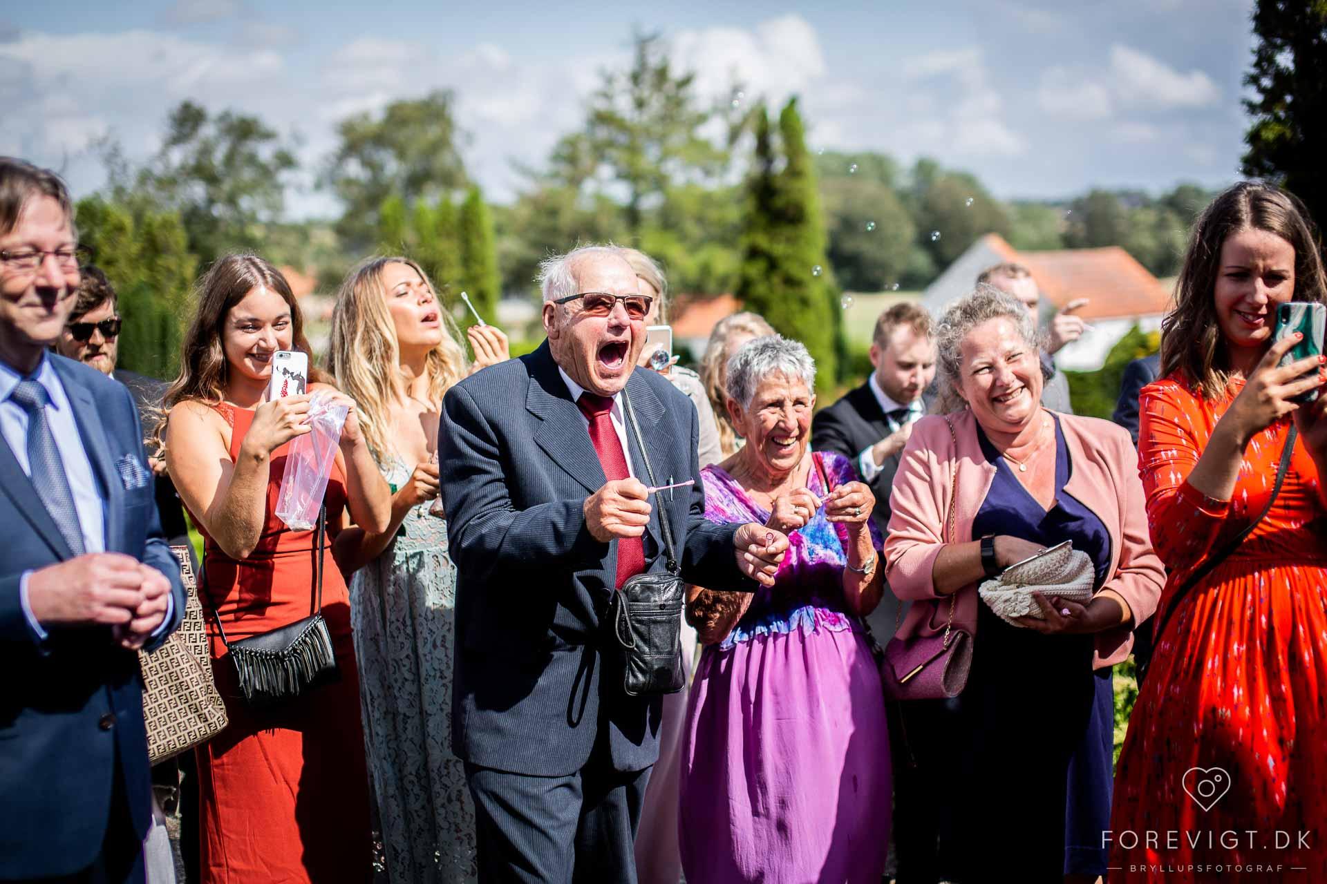 Bryllup på Fyn – Lidt af hvert