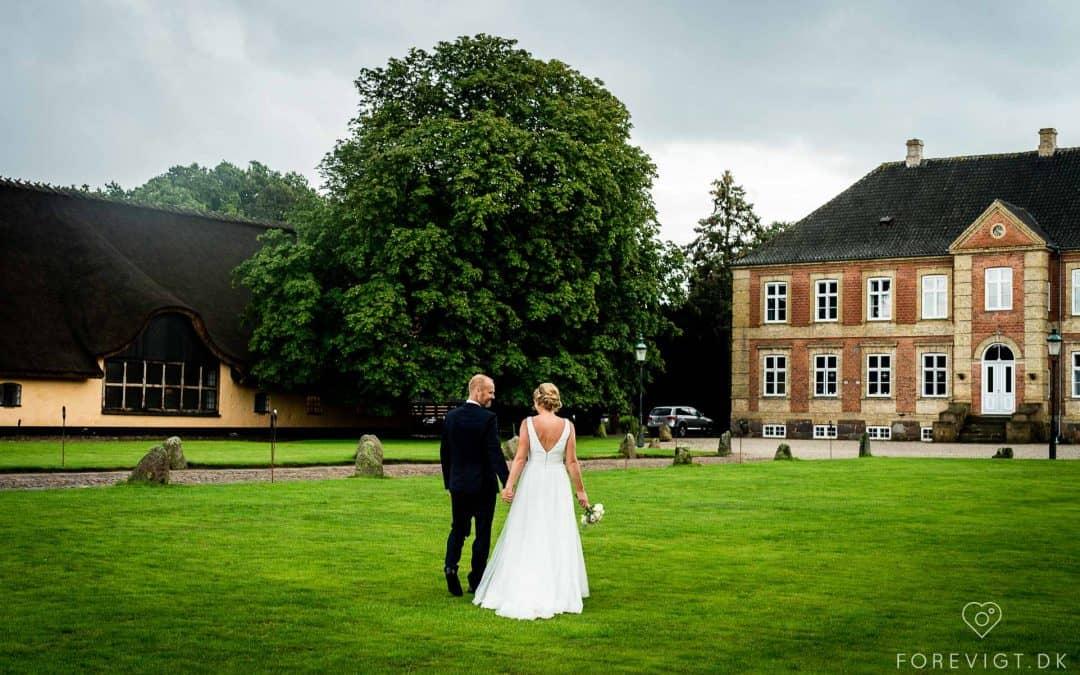 Grønnessegaard Gods bryllup