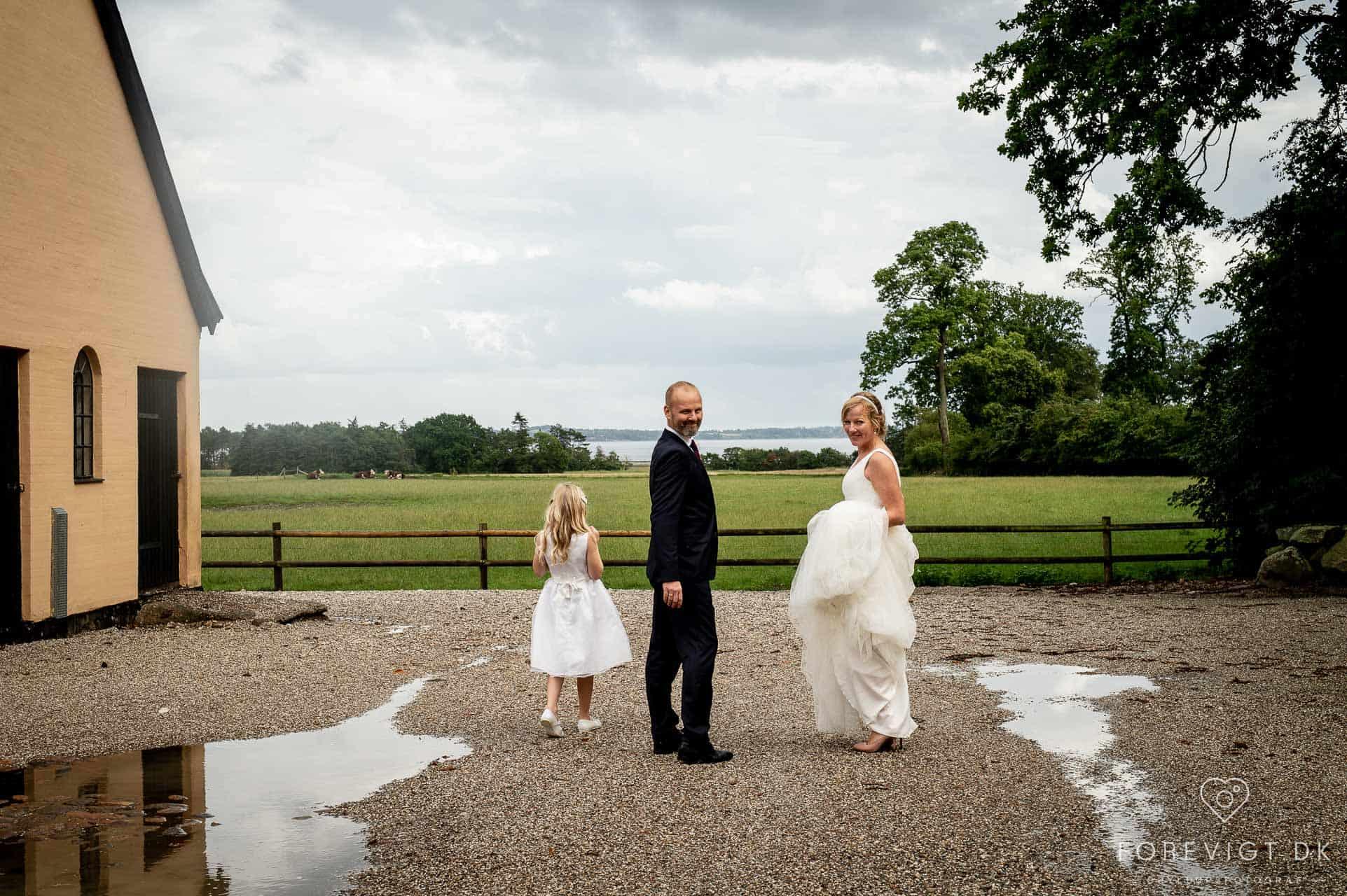 herregårde til bryllup på Sjælland