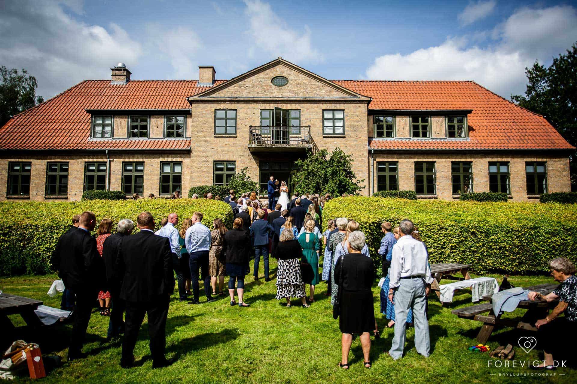 Ryå efterskole Aabybro bryllup