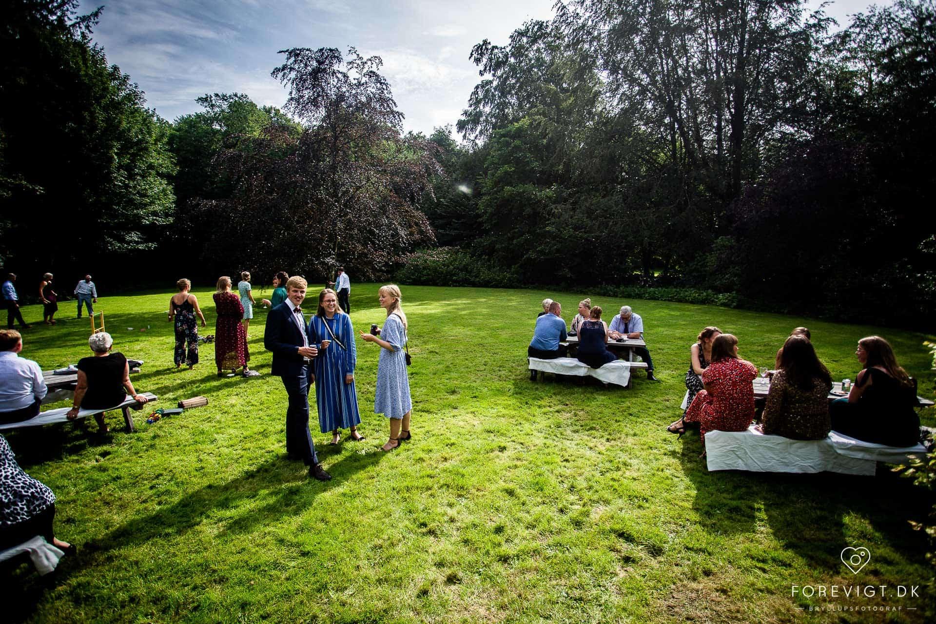 bryllupsfotos nordjylland Ryå Efterskole Aabybro