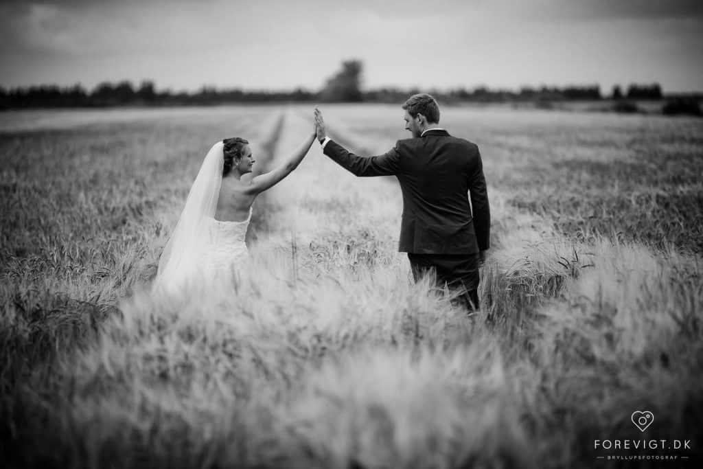 Bryllup Dronninglund Nordjylland