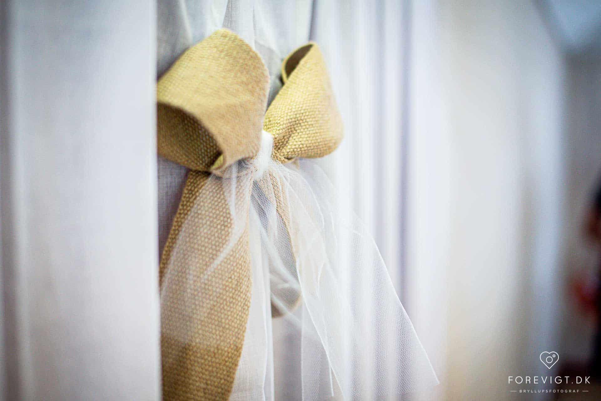 bryllup pynt