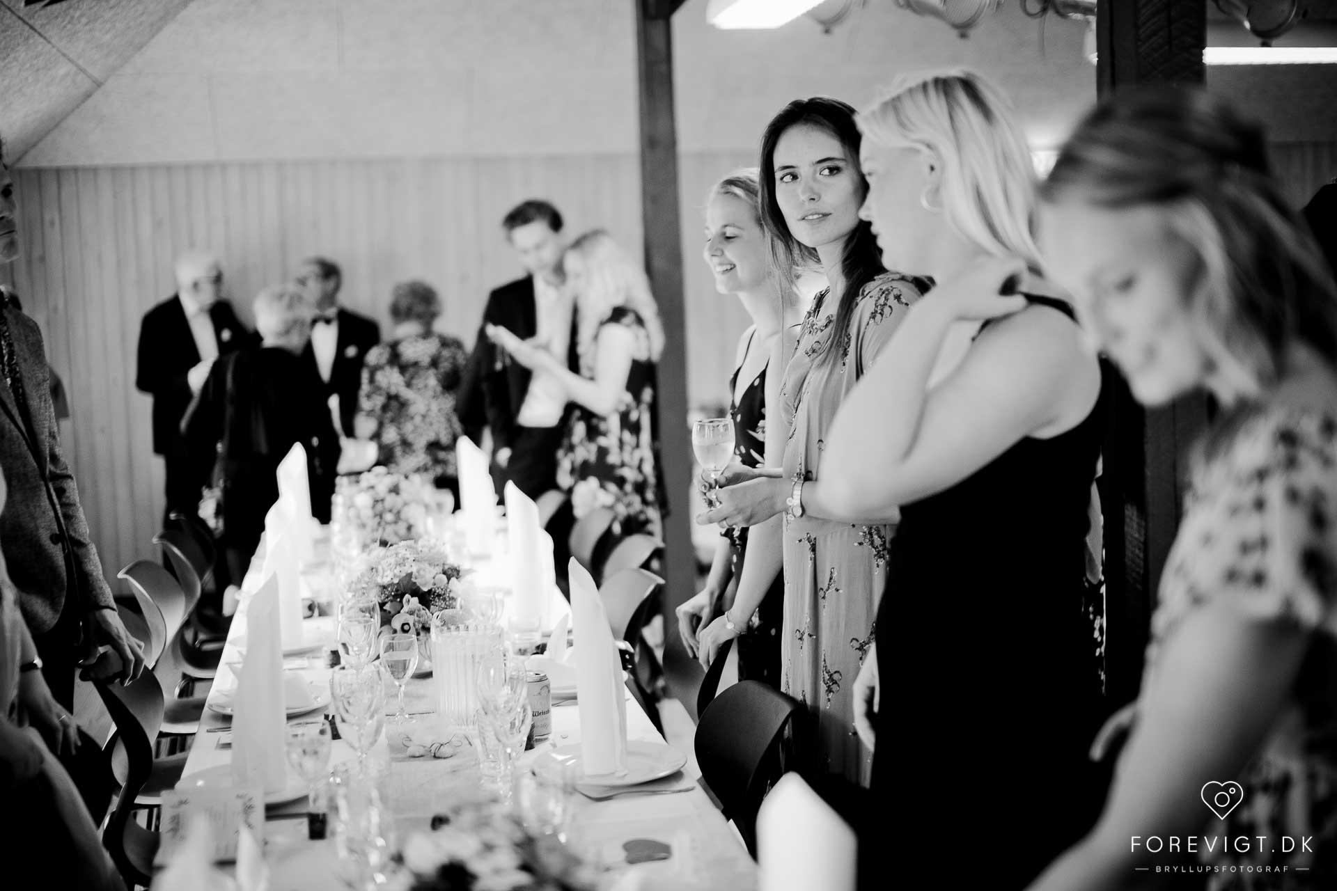 fest og bryllup på Ryå Efterskole