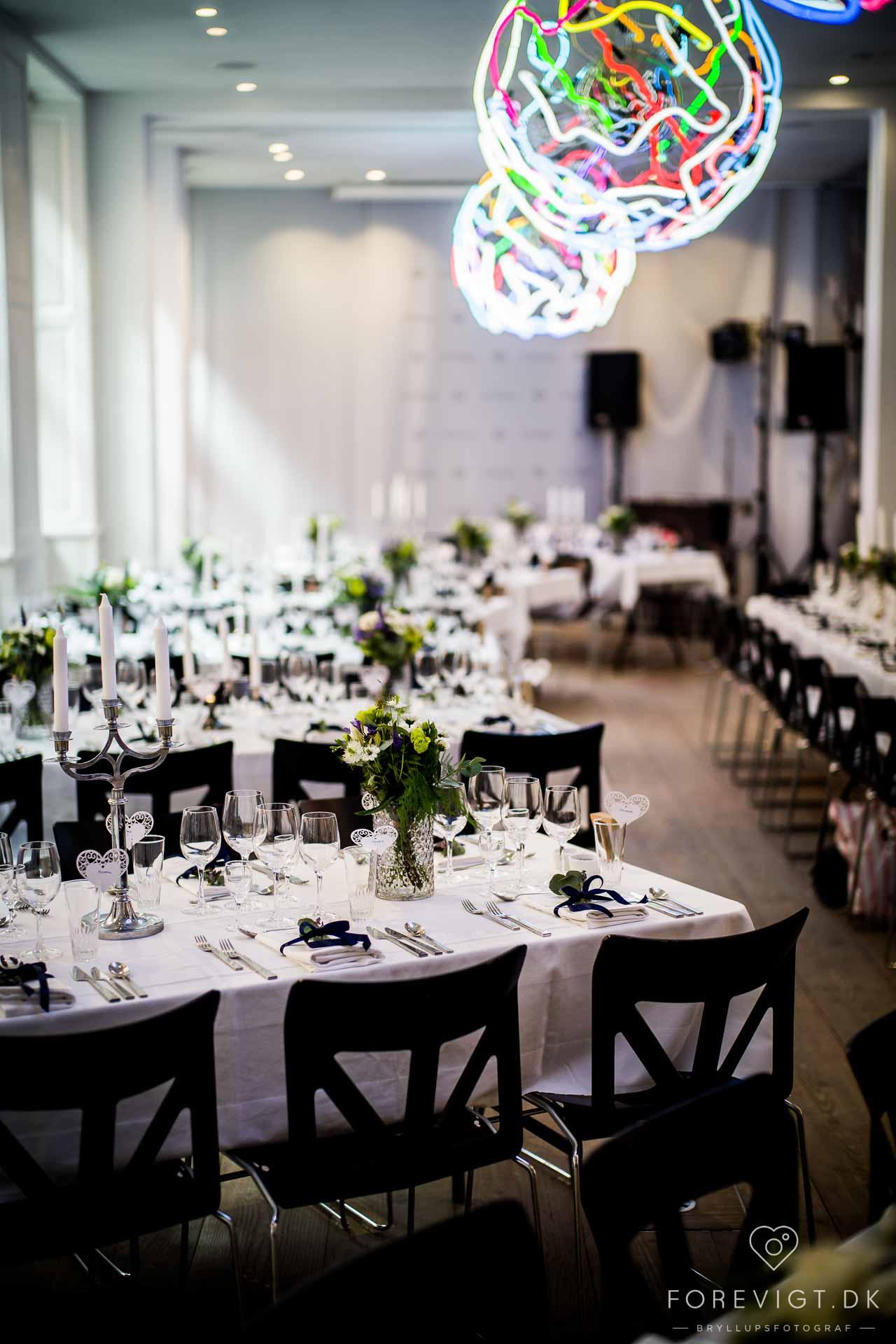 Gl Strand Kunstforeningen bryllup