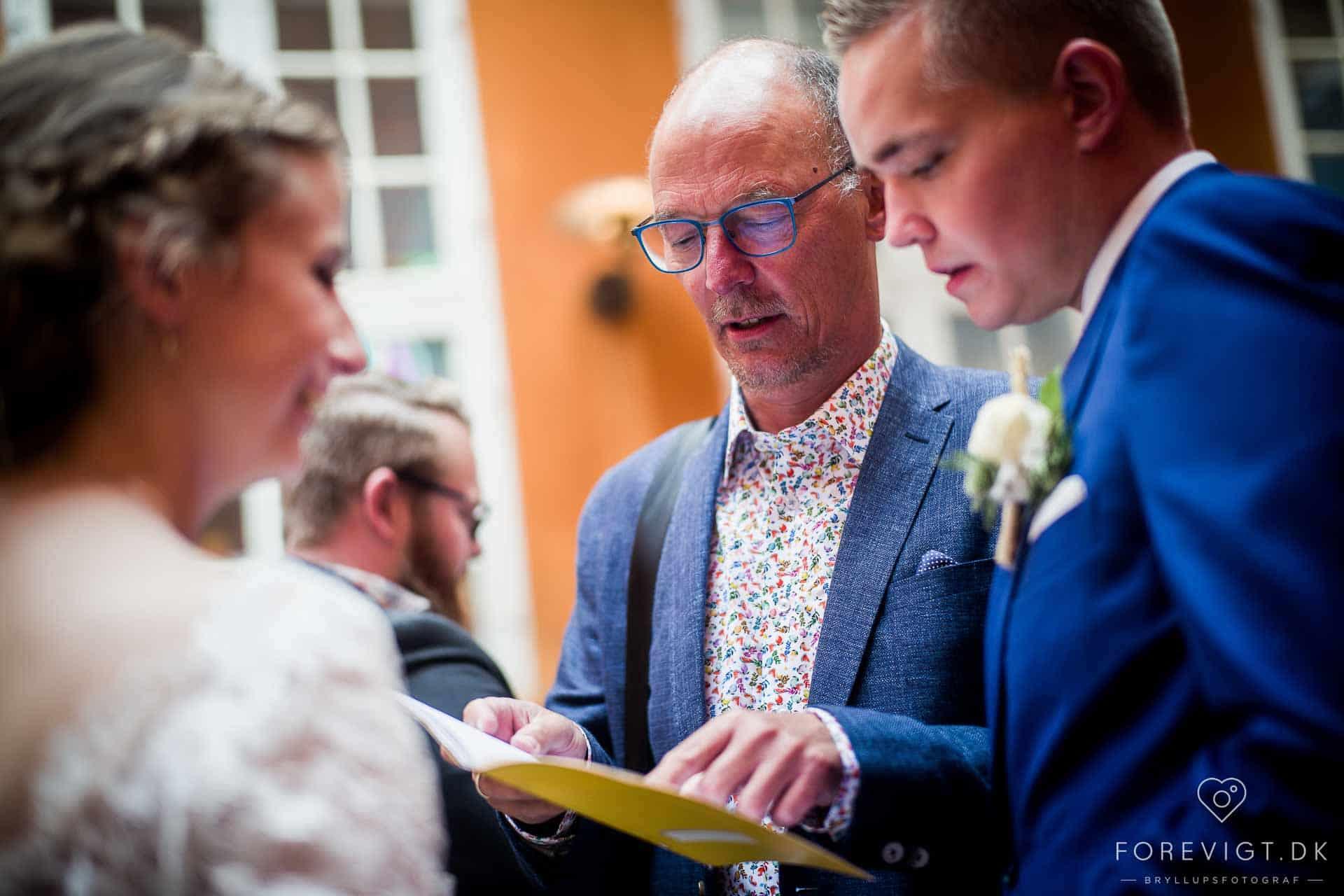 Bryllupsfotograf + Portrætfotograf i København