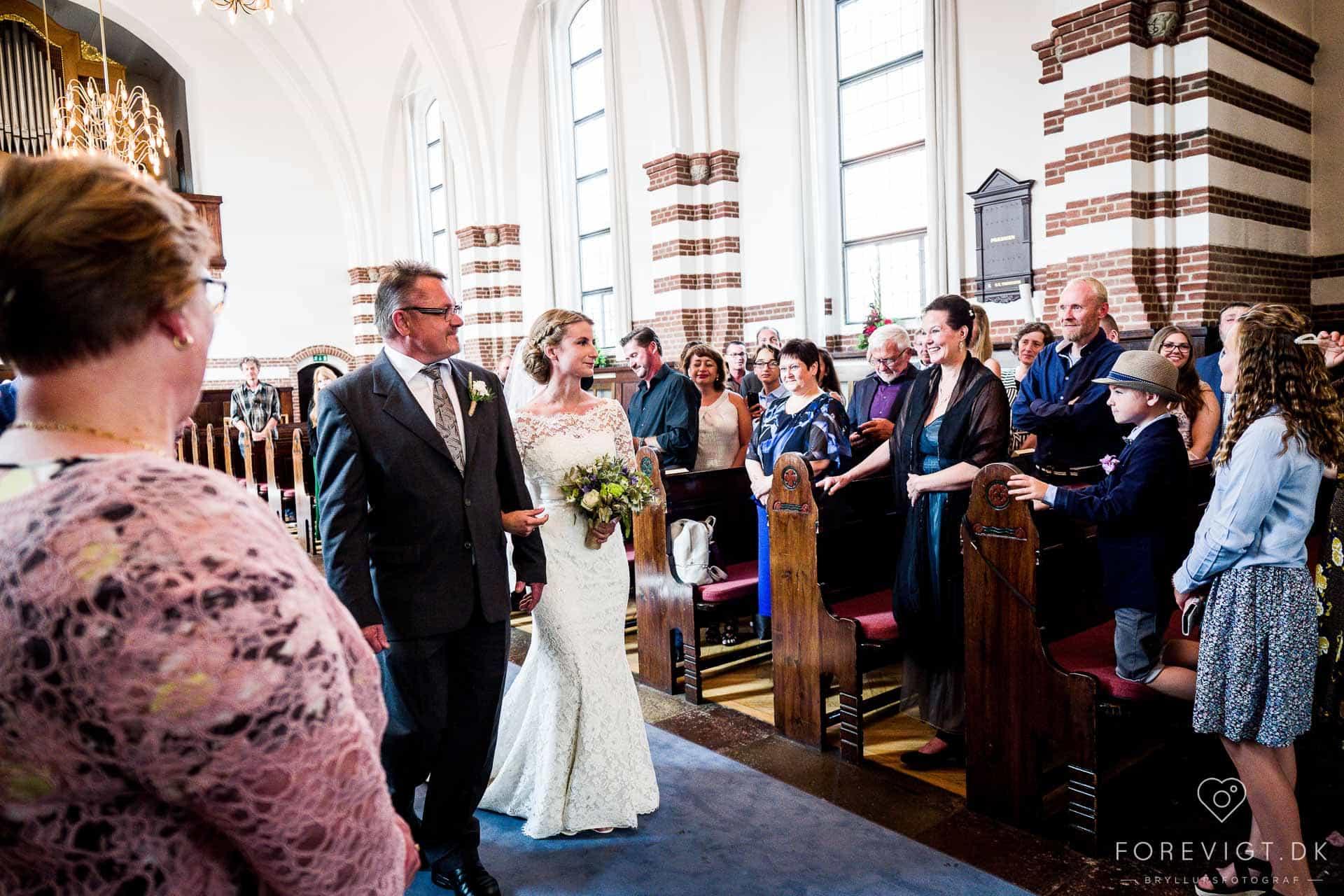 Så skal du holde din bryllupsfest i København eller på Sjælland