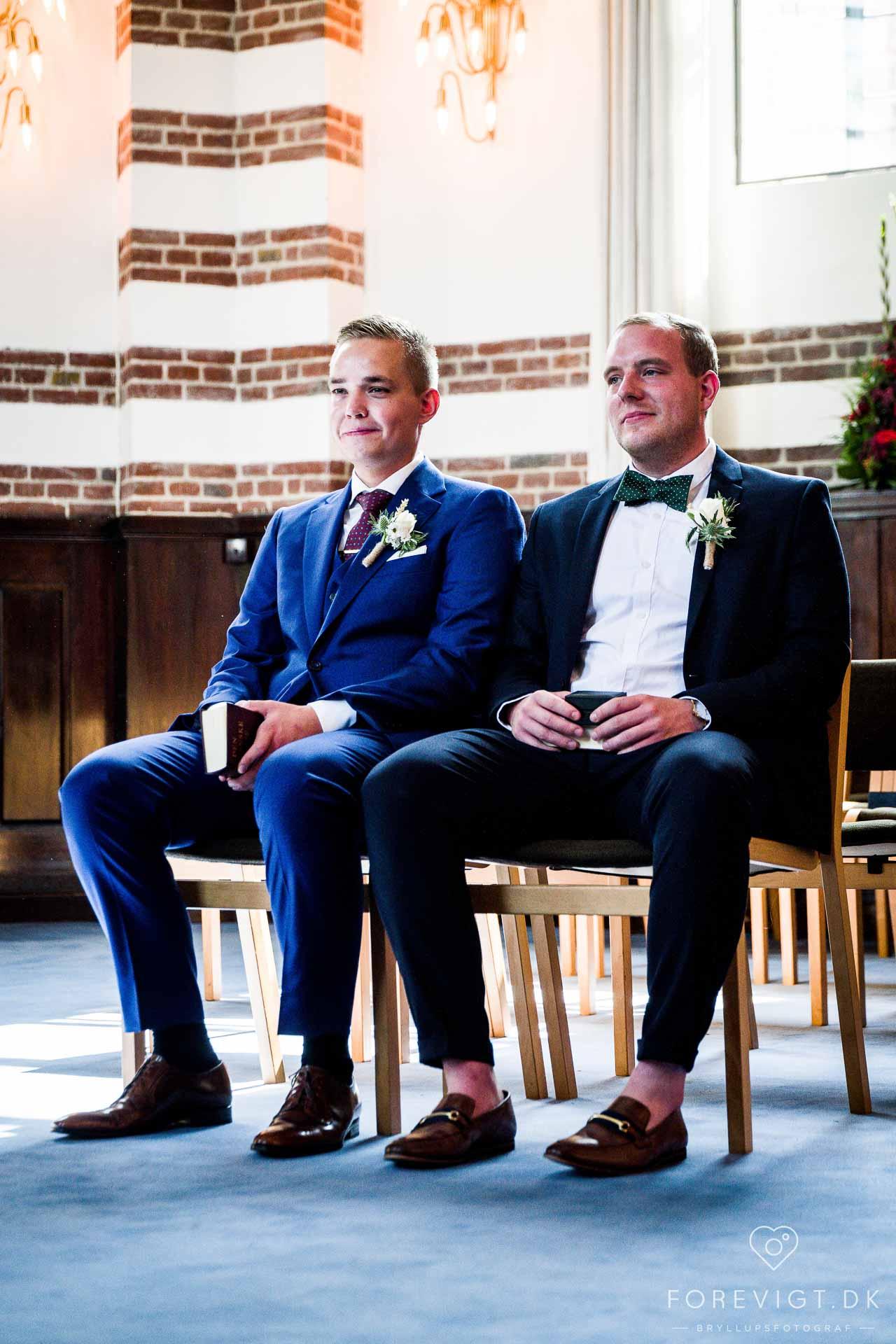 Populære bryllupslokaler i København - Bryllupsfotograf