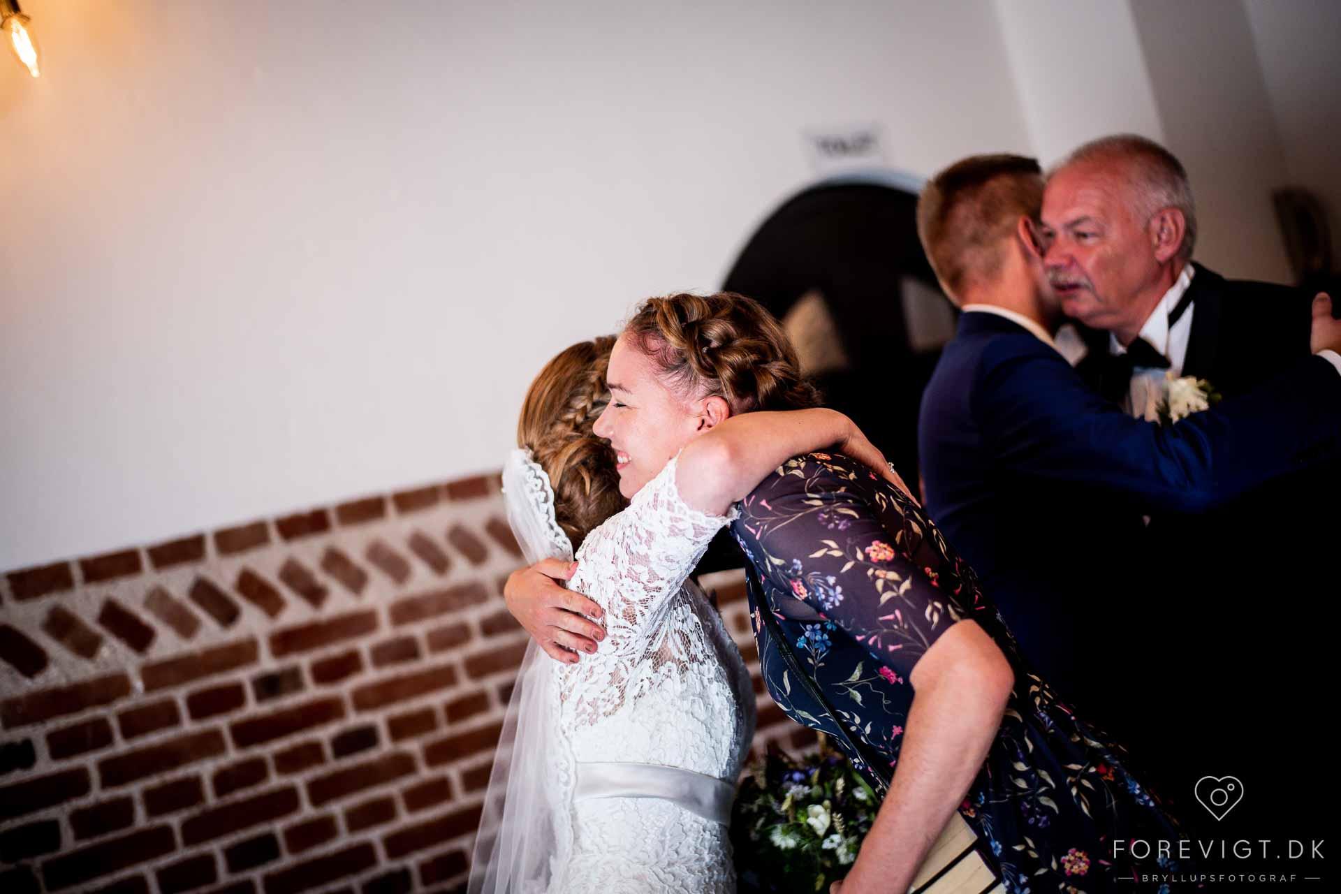 bryllup på Østerbro i København