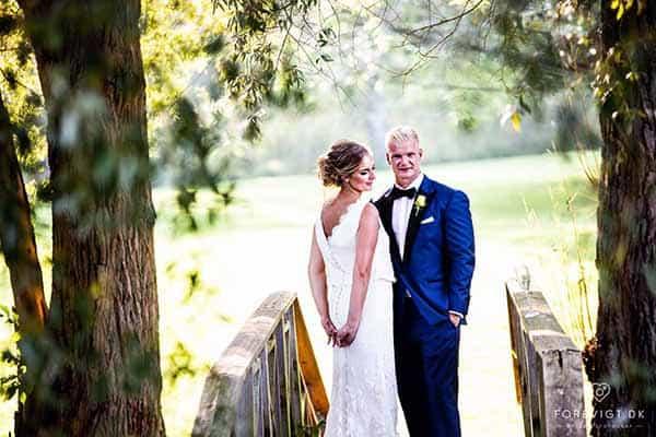 bryllupsfotograf i Nordsjælland
