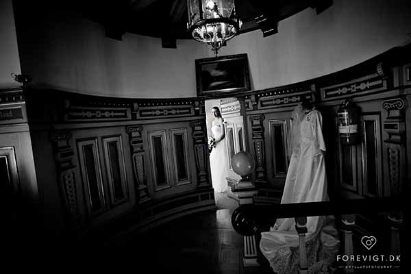 dokumentarisk bryllupsfoto