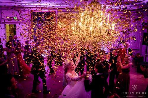 bryllupsfest