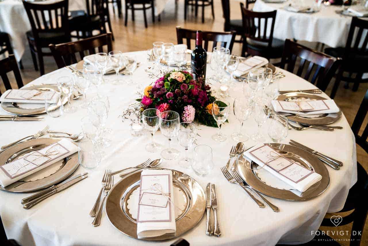 Få et eventyrligt og romantisk bryllup på Fyn. Med et bryllup