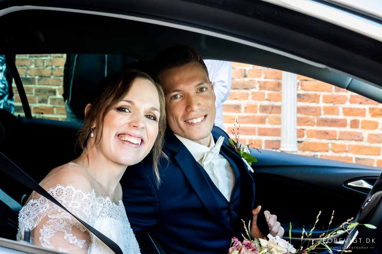 Gode ideer til bryllup i/omkring Odense