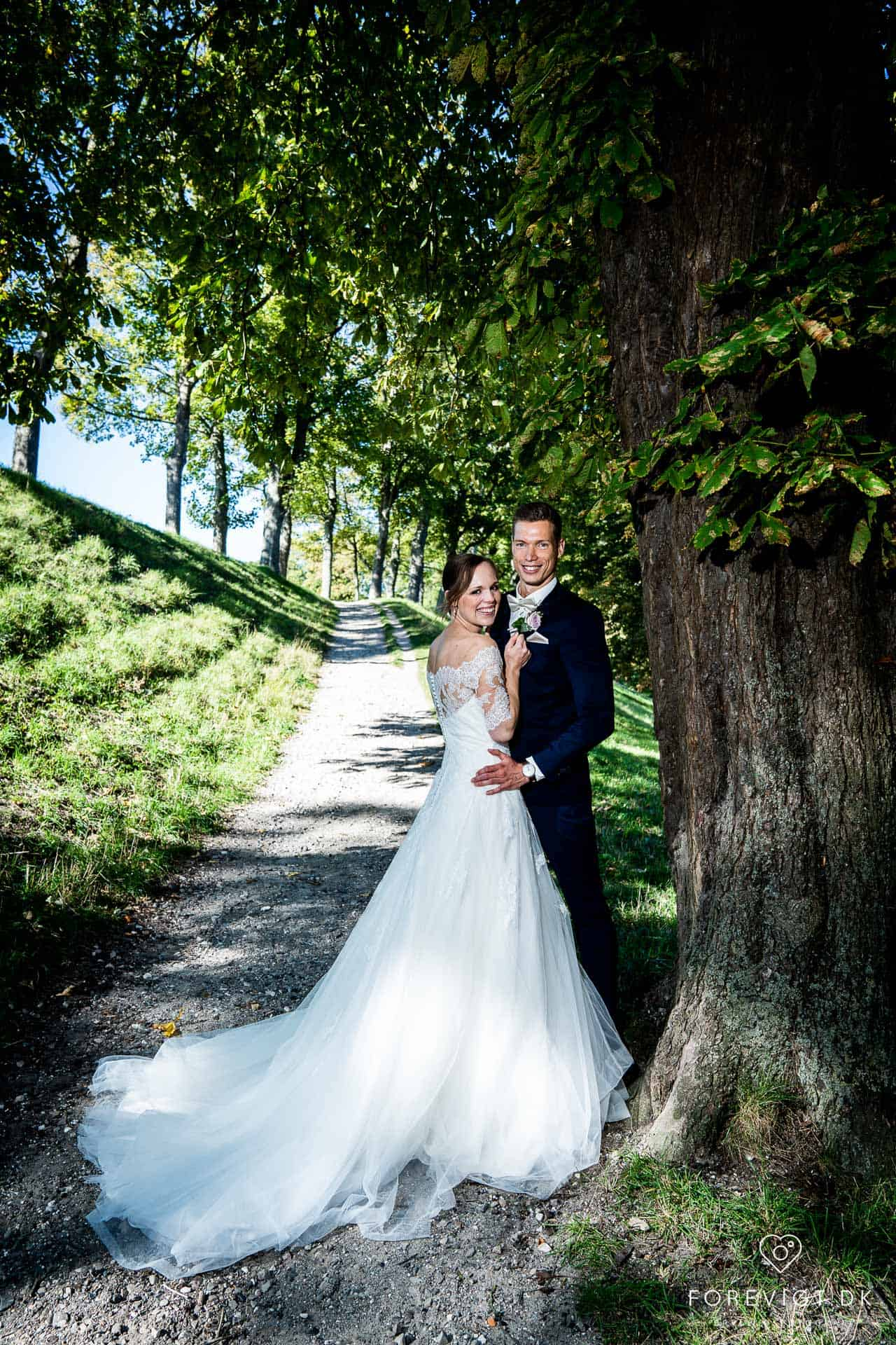 Bryllupsportrætter i Odense