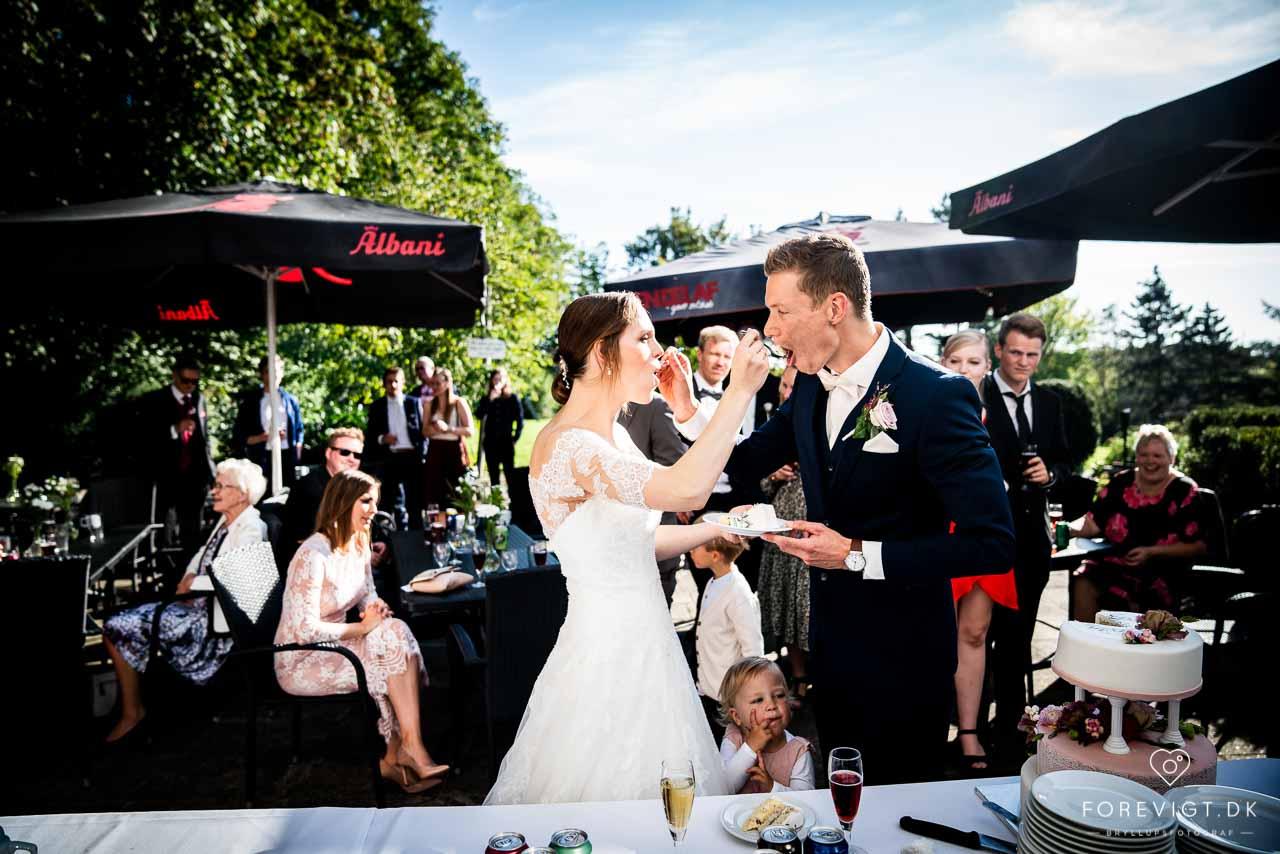 Hold bryllup på Fyn i de bedst mulige rammer på Hotel