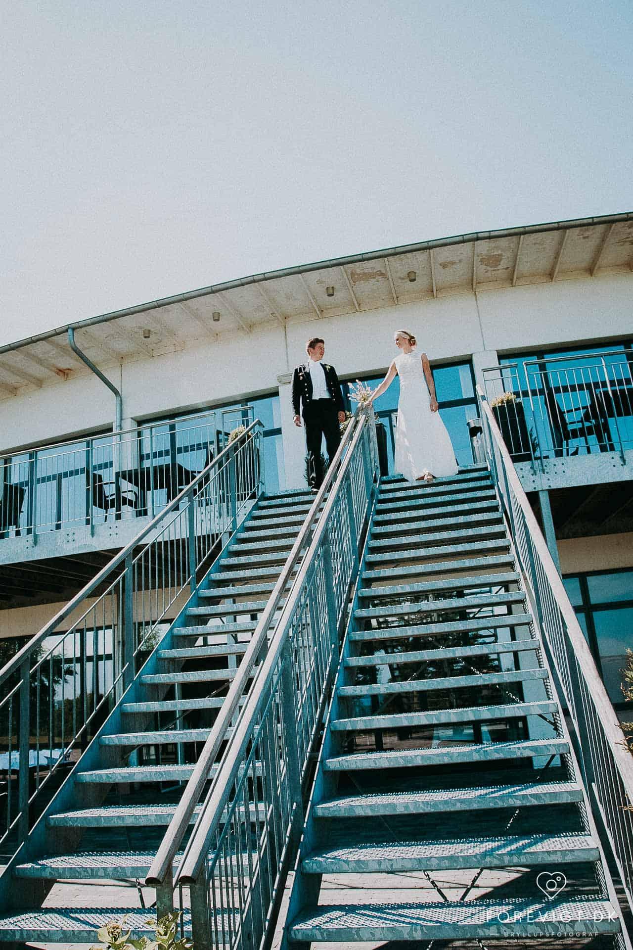 Hotel Limfjorden i Thisted bryllup