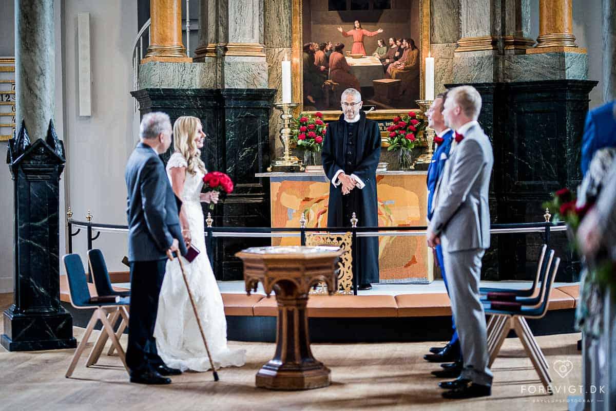 Bryllup i København. Vi gifter oss i København