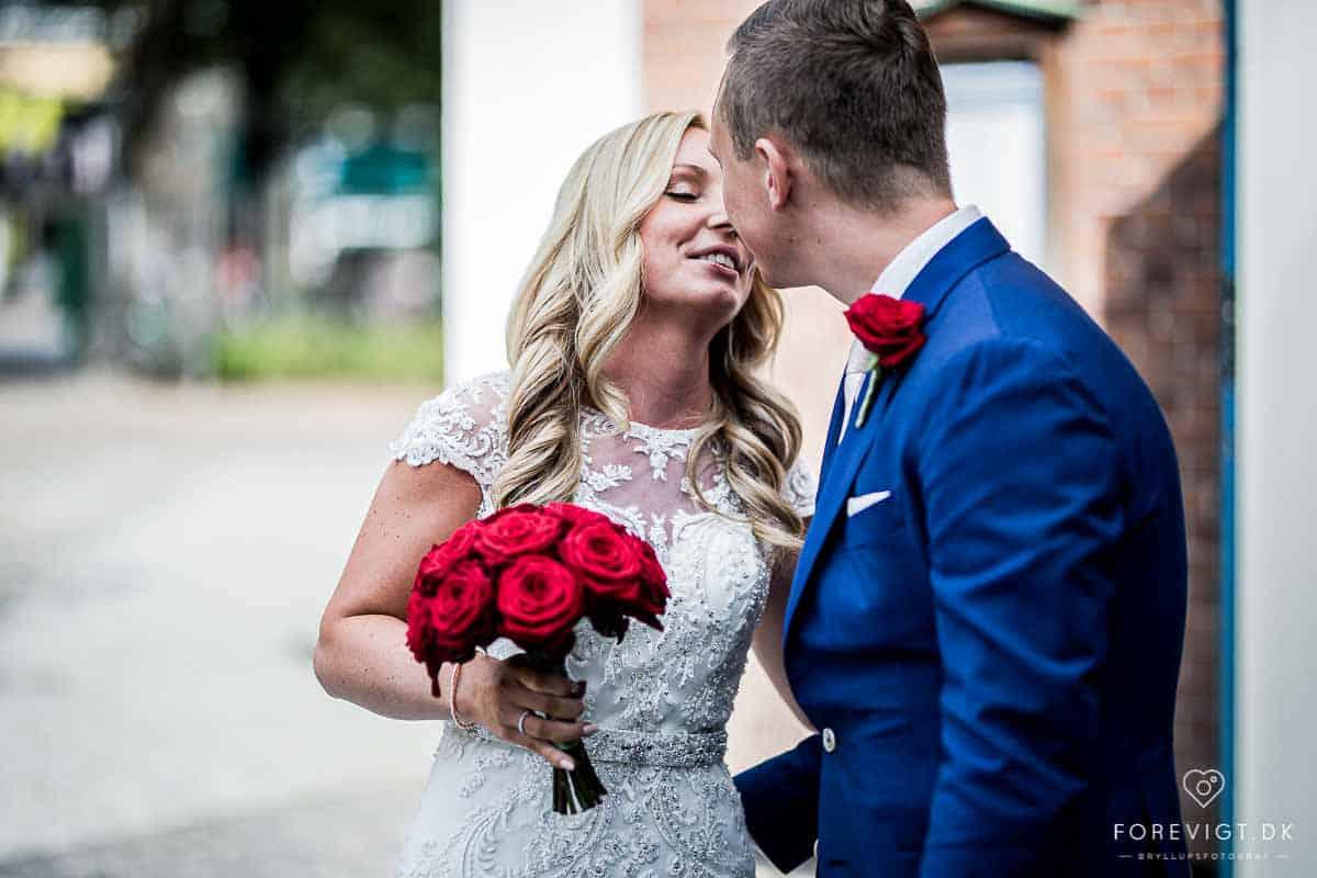 en dygtig fotograf til Jeres bryllup