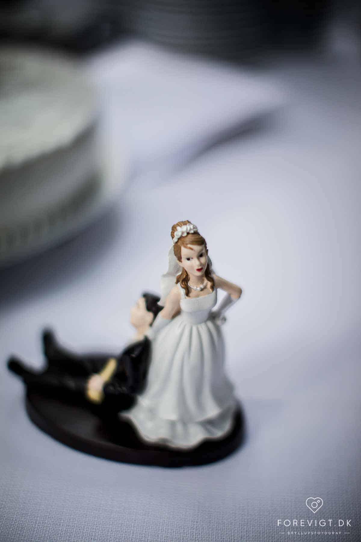 det rustikke bryllup i København