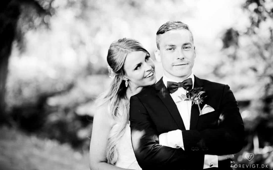 Flere billeder af Roskilde bryllup