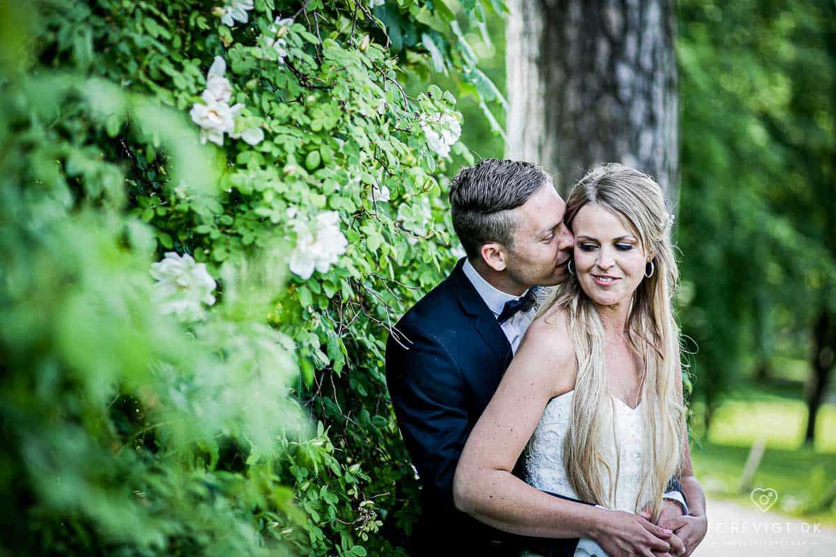 bryllupsfotografering Ebeltoft