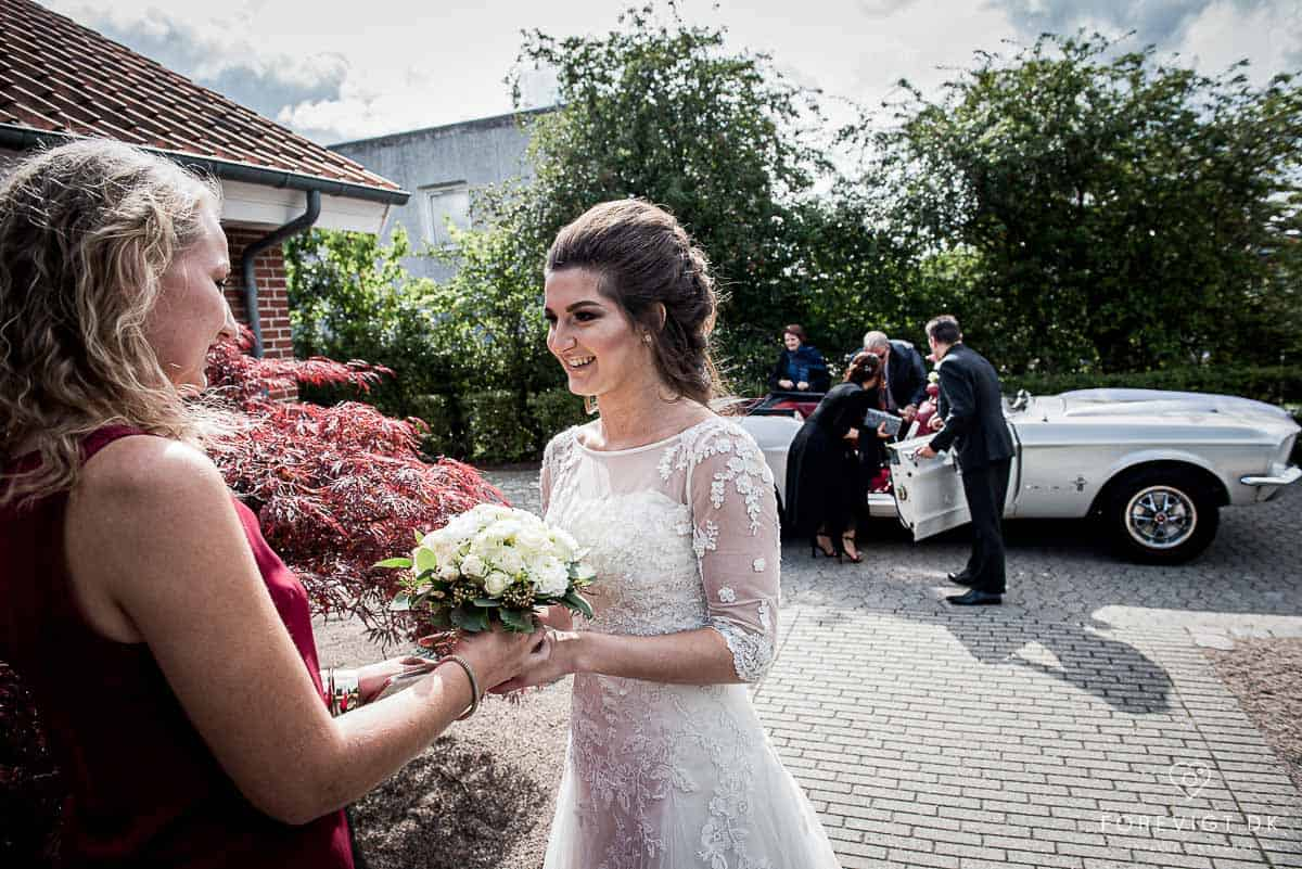 Ønsker I bryllupsbilleder og/eller bryllupsvideo